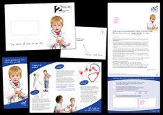 Addenbrooke's Charitable Trust - legacy mailing. From The Good Agency.