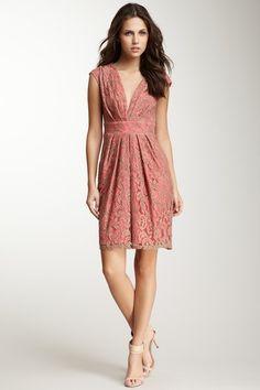 Eva Franco Artemis Lace Dress