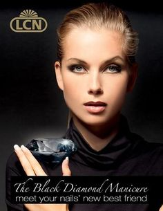 Meet your new best friend from LCN: & Black Diamond Manicure& only at Brio Spa Lcn Nails, Nails Now, Brio, Black Diamond, Manicure, Best Friends, Spa, Nail Art, Meet