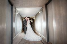 Bride and Groom Portrait by robbin0919