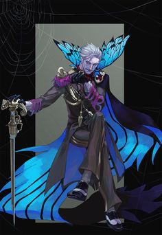 Moraity Character Inspiration, Character Art, Character Design, Fate Characters, Fantasy Characters, Moon Projects, Gilgamesh Fate, James Moriarty, Fantasy Male