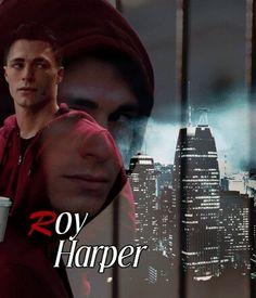#Arrow #RoyHarper