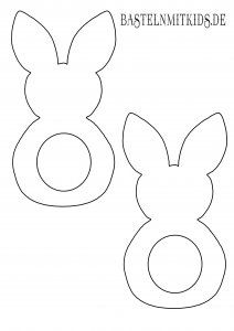 Malvorlagen und Briefpapier Gratis zum Drucken – Basteln mit Kindern Free stationery and coloring pages for toddlers, kindergarten children and adults. To tinker, paint and write yourself. Easter Art, Easter Crafts, Diy And Crafts, Crafts For Kids, Stick Crafts, Creative Crafts, Bunny Templates, Easter Activities, Toddler Crafts