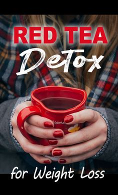 Some studies have even revealed that tea may enhance weight loss and help fight belly fat. See how this amazing red tea recipe helped melt the stubborn fat and lost over 20 lbs in just few weeks. Weight Loss Detox, Weight Loss Drinks, Weight Loss Smoothies, Best Weight Loss, Health Drinks Recipes, Detox Recipes, Healthy Drinks, Red Tea Benefits, Health Benefits