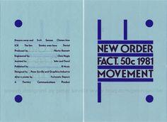 New Order _ Peter Saville, Brett Wickens                                                                                                                                                                                 More