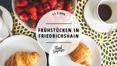 Für alle, die den Sonntag in Friedrichshain nicht im Club verbringen, bietet der Kiez tolles Frühstück in Hülle und Fülle.