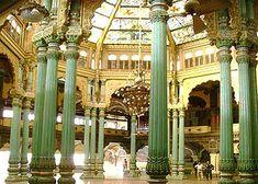 salon de las bodas en mysore palace - 13 de enero :)