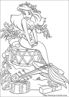 The Little Mermaid Coloring Page . 24 the Little Mermaid Coloring Page . Ariel From the Little Mermaid Coloring Page Ariel Coloring Pages, Mermaid Coloring Book, Disney Princess Coloring Pages, Disney Princess Colors, Disney Colors, Cartoon Coloring Pages, Coloring Book Pages, Printable Coloring Pages, Coloring Pages For Kids