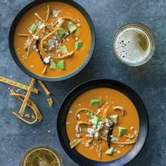 Tortilla Soup Recipe | Williams Sonoma Taste