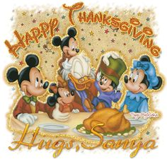 Mickey Mouse Thanksgiving Day Animated Gifs Gallery and thanksgiving with Mickey Mouse & Co. by Walt Disney Happy Thanksgiving Images, Disney Thanksgiving, Thanksgiving Wallpaper, Thanksgiving Quotes, Family Thanksgiving, Thanksgiving Favors, Thanksgiving Greetings, Mickey Mouse And Friends, Mickey Minnie Mouse