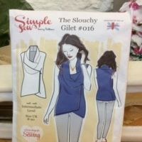 Sewing Patterns - Pattern Reviews for Sew Simple Pattern - #016 The Slouchy Gilet - Sewing & Sewing Pattern Reviews at PatternReview.com