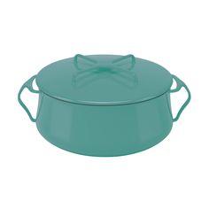Discover the Dansk Kobenstyle Casserole Dish - Teal - 6 Quart at Amara