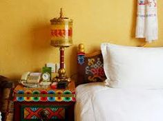 tibetan themed room - Google Search