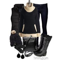 Fashion: Keep warm!!