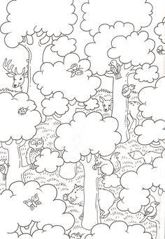 40 Awesome dibujos arboles frutales para colorear images