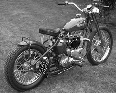 Image detail for -The Birth of the Bobber Motorcycle Triumph 650 bobber . Triumph Bobber, Motos Bobber, Triumph 650, Triumph Chopper, Bobber Bikes, Bobber Motorcycle, Motorcycle Design, Triumph Motorcycles, British Motorcycles