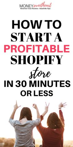How to Start a Shopi