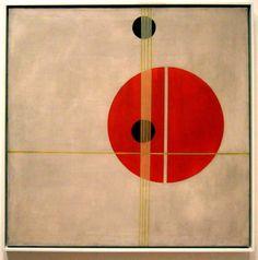László Moholy-Nagy, Q1 Suprematist, 1923
