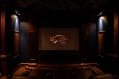 We do not offer home theater packages because each room is unique and each…