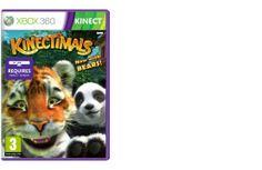 Je familie wordt steeds groter in deze uitgebreide uitgave van Kinectimals.