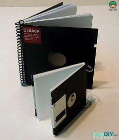 libreta original disket