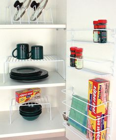Love this Cabinet Organizing Set on #zulily! #zulilyfinds
