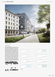 Conceptual Housing For T.U. | Peter Grandits & Lukas Alber