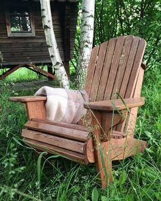 WEBSTA @ adirondack.com.ru - Кресло Adirondack украсит любой уголок вашего сада. Удобное, уютное. Сделано из дуба. Обработано маслом. Adirondack.com.ru#дача#отдых #котедж#дом#дизайнсада#ландшафтныйдизайн#отдыхнаприроде#креслоадирондак#мебельдляулицы #креслодляотдыха #адирондак#дуб#ручнаяработа#дизайнсада #сад длядачи#handmade #handcrafted #adirondack #adirondackchairs #house #chair