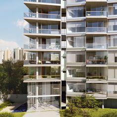 JFL building by Ricardo Canton | Architecture | 3D | CGSociety