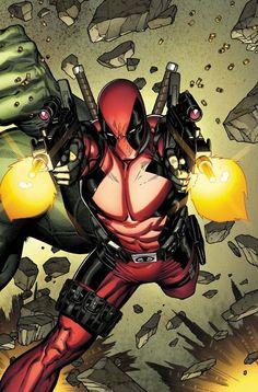 Deadpool - Steve McNiven