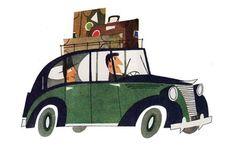 Recogedor: Miroslay Sasek - Ilustraciones