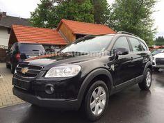 Chevrolet Captiva 2.0 D LT 4WD 7 Sitzer as Off-road Vehicle/Pickup Truck in Rohrdorf-Thansau
