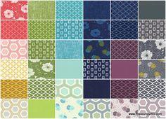 Simply Style Charm Pack - Vanessa Christenson - Moda Fabrics