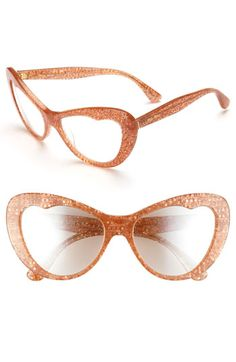 Miu Miu 57mm Cat's Eye Sunglasses available at Nordstrom