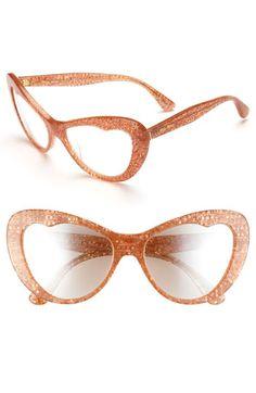 Miu Miu Cat's Eye Sunglasses