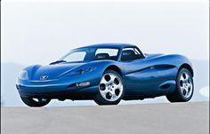 Peugeot Crisalys Sbarro 1998