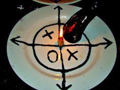 O MAGO OBSCURO: O poder das velas no Palo Mayombe
