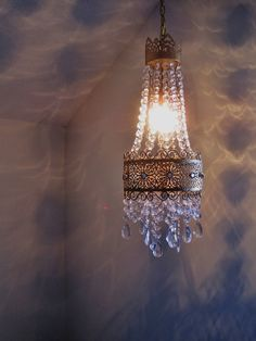 French Empire Antique Inspired Chandelier by ShabulousChandeliers, $289.50