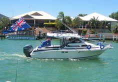 Australia Day 2014 at Port Sails Canal Villa Mandurah Accommodation