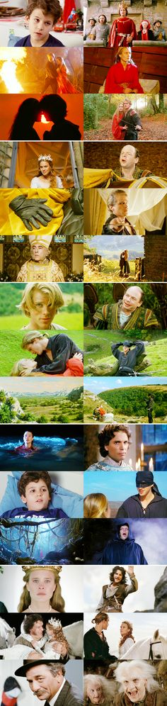 """The Princess Bride: """"Life is pain. Anyone who says differently is selling something."""""""