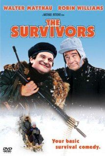The Survivors (1983) Having both lost their jobs, two strangers become unlikely friends after a run in with a would be robber, who is actually a hitman with a grudge against the two.