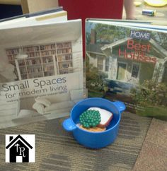 A quick look at books on small spaces and houses.