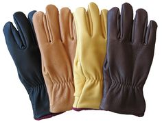 The Rocky Mountain Elk Lined – Sullivan Glove