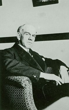 Rev. Egerton Roswell Doxsee taught classics at Regina College from 1911 to 1932. This photo ca. 1920-21. (Photo: 84-13-3)