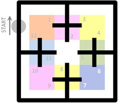 Eight Squares - Credit: Richard Born