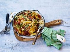 Paella, Baking, Ethnic Recipes, Food, Bakken, Essen, Meals, Backen, Yemek