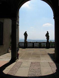 Palazzo Terzi, Bergamo, Italy