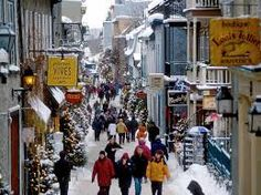Old City Quebec. Beautiful.
