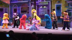 A Sesame Street Christmas Full Show, SeaWorld - With Elmo, Abby, Big Bir...