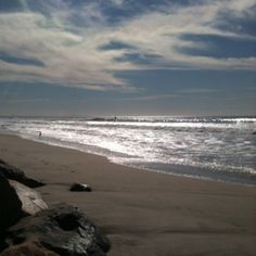 Beach in San Diego -  One of my favorite places!!!